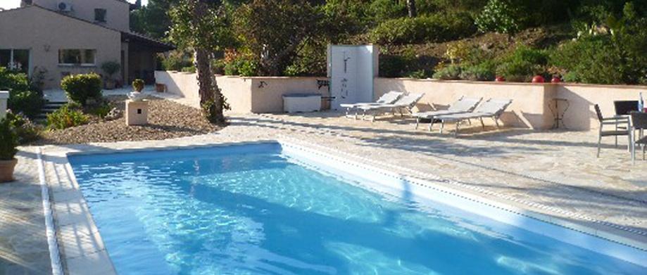 Location Villa Croix Valmer Piscine Climatisation